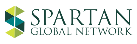 Spartan Global Network Logo